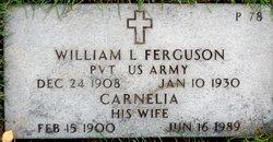 William L Ferguson