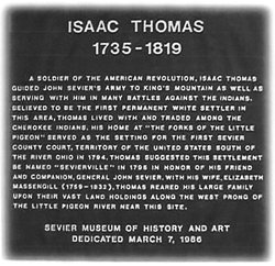 """Isaac """"Big Shoulders"""" Thomas, Sr"""
