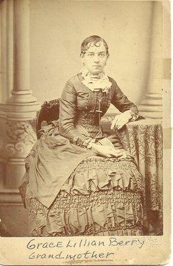 Grace Lillian <I>Crocker</I> Berry