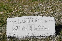Alvia L <I>Byrd</I> Barkhurst