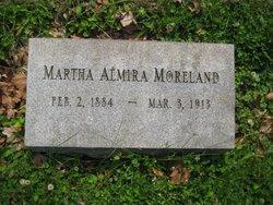 Martha Almira Moreland