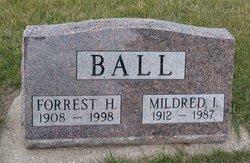 Mildred I Ball