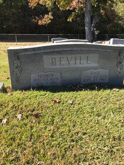 Homer Bevill