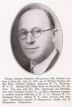 Homer Arthur Hoskins