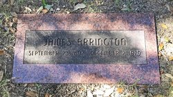 "James ""Jim"" Arrington"