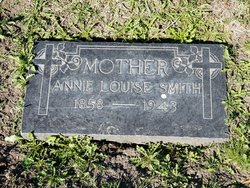 Annie Louise <I>Carl</I> Smith