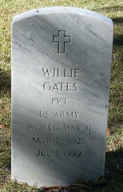 Willie Gates