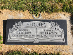 Lucille Mary <I>Henrie</I> Hughes