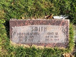 Amanda Jane <I>Harris</I> Smith