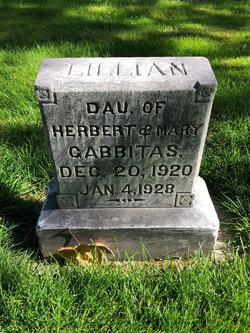 Lillian Sarah Gabbitas