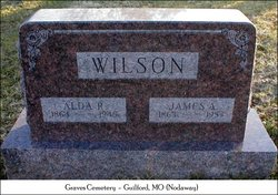 Alda R. <I>Pearson</I> Wilson