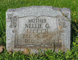 Nellie G. <I>Rush</I> Blough