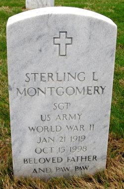 Sterling L Montgomery