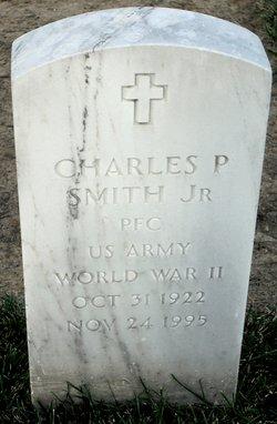 Charles P Smith, Jr