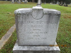 William Sutherlin Baugh