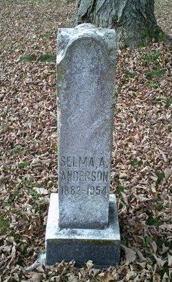 Selma A Anderson