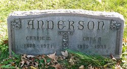 Carrie M. Anderson