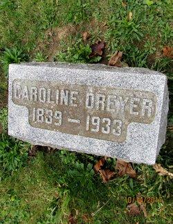 Caroline <I>Weist</I> Dreyer