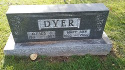 Alfred J. Dyer