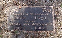 Barbara Ann <I>Montambault</I> Willenbrock