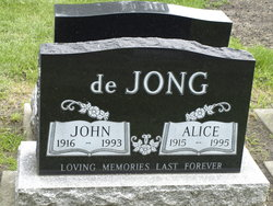 Alice De Jong