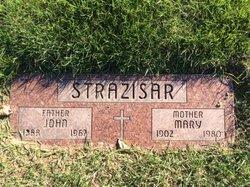 Mary <I>Ulaga</I> Strazisar