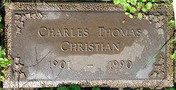 Charles Thomas Christian