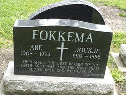 Joukje Fokkema