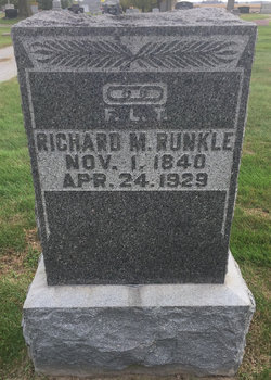 Richard M Runkle