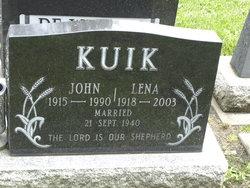 Lena Kuik
