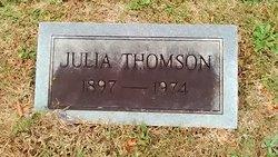 Julia Thompson