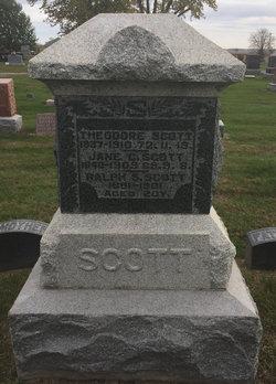 Theodore Scott
