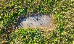 Anna C. Brown