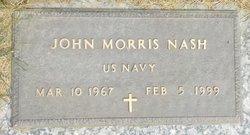 John Morris Nash