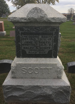 Jane C Scott