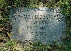 Paul Pecoraro