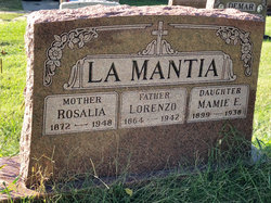 Mamie E. LaMantia