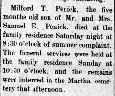 Milford Penick