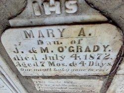 Mary A. O'Grady