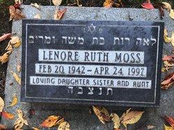 Lenore Ruth Moss
