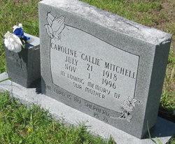 """Caroline """"Callie"""" Mitchell"""