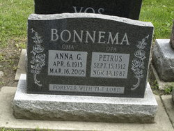 Petrus Bonnema
