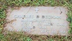 Charles D Degnan