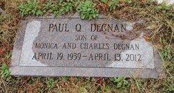 Paul Q Degnan