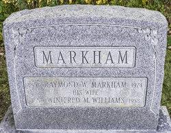 Winifred M. <I>Williams</I> Markham