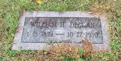 William H Degnan