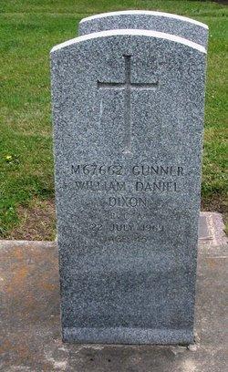William Daniel Dixon