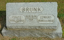 Grace Emma <I>Hamilton</I> Brunk