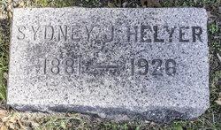 Sydney J. Helyer
