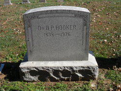 Dr B. P. Hooker